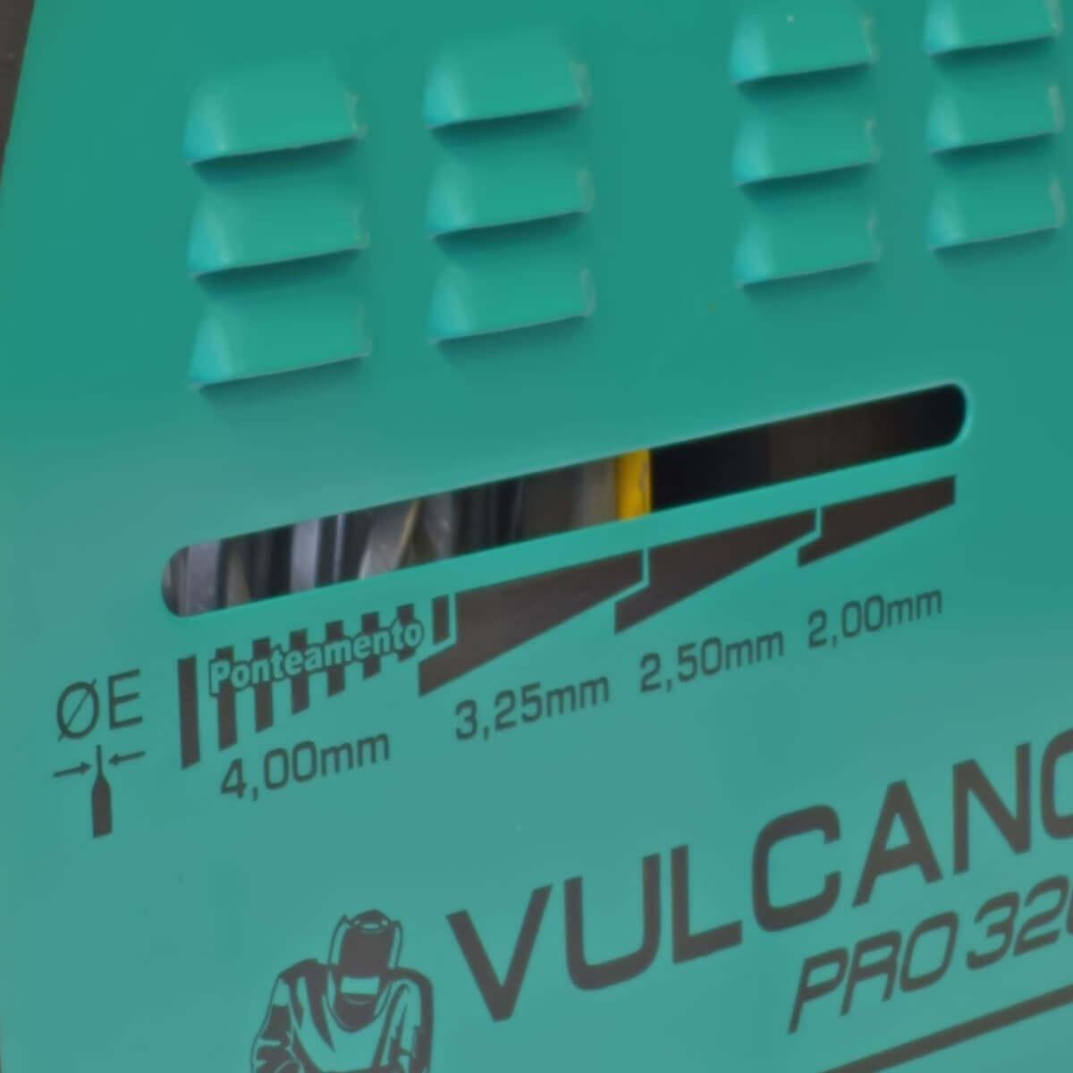 f6bd0db0808 Transformador para Soldagem Vulcano PRO 320 Balmer