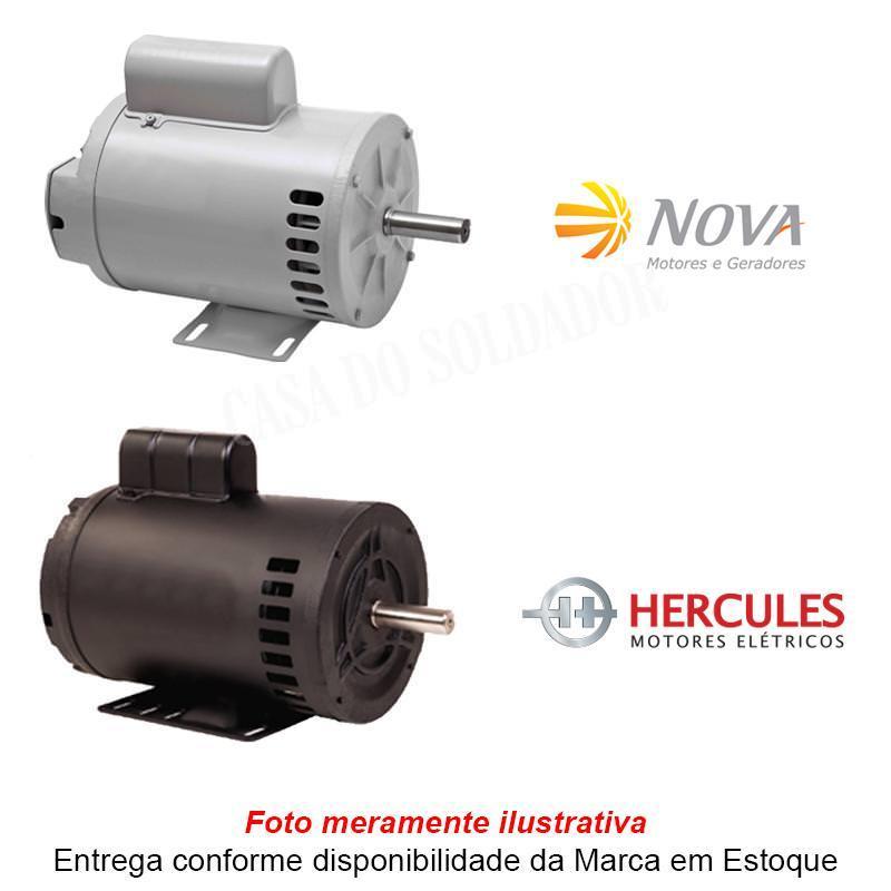 64d4c878689 Motor Elétrico Monofásico IP21 2CV 4 Pólos